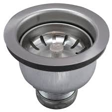 Commercial Sink Waste Strainer by Keeney 1434ss Deep Cup Sink Strainer With Power Ball Basket
