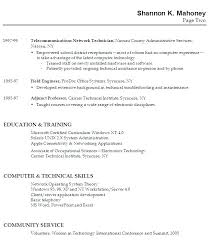 12 Free Resume Samples For Highschool Students
