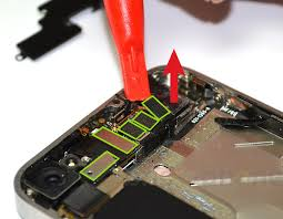 tuto remplacement nappe power iphone 4