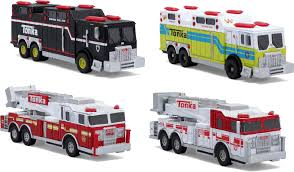 100 Tonka Fire Rescue Truck UPC 021664564196 Die Cast Assortment FUNRISE
