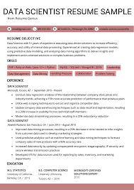 Data Scientist Resume Example & Writing Tips | Resume Genius Generic Resume Objective The On A 11 For Examples Good Beautiful General Job Objective Resume Sazakmouldingsco Archives Psybeecom Valid And Writing Tips Inspirational Example General Of Fresh 51 Best Statement Free Banking Bsc Agriculture Sample 98 For Labor Objectives No Specific Job Photography How To