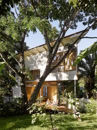Modern Treehouse Designed As A