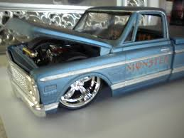 72 Chevy Monster Shop Truck – Stmodelwerks's Blog