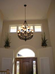chandelier large foyer chandeliers contemporary hallway