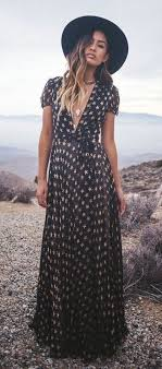50 Boho Fashion Styles For Spring Summer