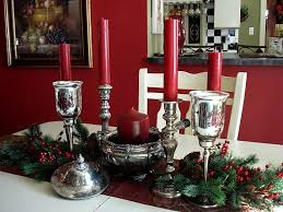 Dining Room Centerpiece Images by Christmas Dining Table Centerpiece Lizardmedia Co