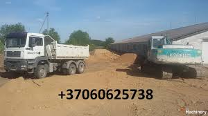 Classified Ads - OTHER MAN Dump Trucks For Rent