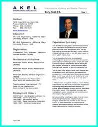 civil engineering cv resume template http jobresumesle
