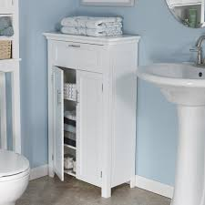 White Storage Cabinets At Home Depot by Amazon Com Riverridge Home Somerset 2 Door Floor Cabinet White