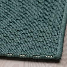 morum teppich flach gewebt drinnen drau grau türkis 80x200 cm
