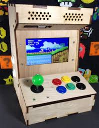 build your own mini arcade cabinet with raspberry pi 5 steps