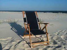 panama jack shoulder strap layflat beach chair red beach chair
