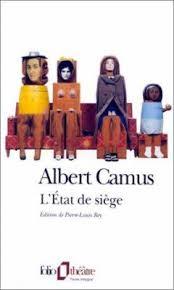 etat de siege l état de siège book by albert camus
