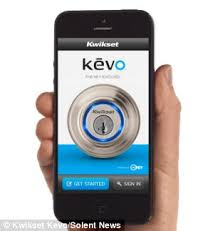 Kwikset Kevo mobile app lets you open your front door using your