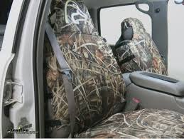 SPG Ducks Unlimited Bucket Seat Cover Review Video