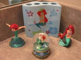 Little Mermaid Bath Decor by Ariel Mermaid Bath Makeup Mugeek Vidalondon