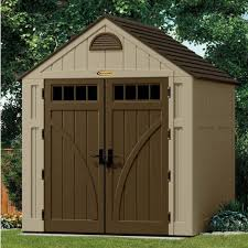 Rubbermaid Outdoor Storage Shed 7x7 by Rubbermaid 7x7 Storage Shed Storage Sheds Collections Wenxing