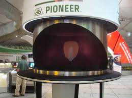 Halloween Ghost Hologram Projector by Projection Holographic Trade Show Exhibits
