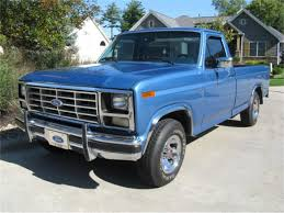100 Ford Truck 1980 F150 For Sale ClassicCarscom CC1149897