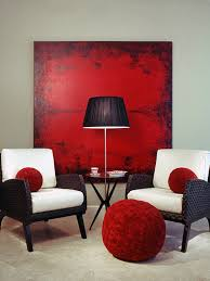 Red And Black Living Room Decorating Ideas by 100 Best Red Living Rooms Interior Design Ideas Vignettes