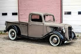 100 36 Ford Truck Hot Rod 19 Pickup AutoMoto Tale