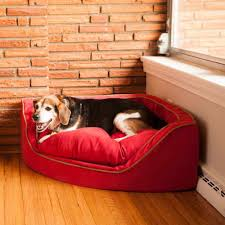 Xlarge Dog Beds by Luxury Microsuede Fabric Dog Beds