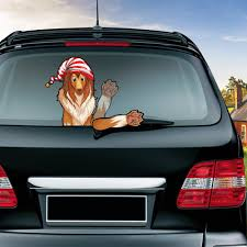 2019 Collie Waving Wiper Decals PVC Car Styling Rear Window Wiper ... Neongreencarvehicleback Free Photo From Needpixcom Window Decals For Business Logos Car Sticker Kiss Goodbye To Ms 2019 Christmas Wiper Decals Decorations Pvc Rear Product Renegade Window Decal Vinyl Windshield Fender Graphic Mockup Mock Up Truck Suv Etsy Peeping Family Art Pating Stickers Decor 2 Line Minivan Back Usdot Number Stickers How To Apply A Die Cut Or Your Youtube Aliexpresscom Buy Hotmeini 2x Sexy Women Silhouette Fits Gmc Trucks Custom Arts