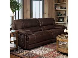 flexsteel fleet street double power reclining sofa conlin s