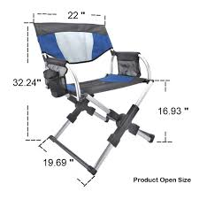Amazon.com : FZY Outdoor Folding Compact Camp Chair With ... 690grand Light Weight Oversized Portable Chair With Mesh Back Storage Pouch And Folding Side Table For Camping Outdoor Fishing 300 Lbs High Capacity Timber Ridge Lweight Bag And Carry Adjustable Harleydavidson Bar Shield Compact Xlarge Size W Ch31264 Steel Directors Custom Printed Logo Due North Deluxe Director Foldaway Insulated Snack Cooler Navy Model 65ttpro Tall Professional Executive With Best Chairs 2019 Onlook Moon Ultralight Alinum Alloy Barbecue Beach