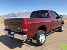 2003 Dodge Ram 2500 SLT 5.9 Diesel For Sale In Albuquerque, NM ...