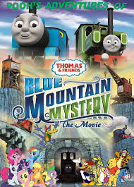 Thomas And Friends Tidmouth Sheds by Pooh U0027s Adventures Of Thomas U0026 Friends Blue Mountain Mystery