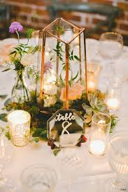42 Unique Simple Wedding Table Decorations