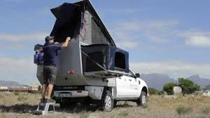 Alu-Cab DCab Four Sleeper Camper - Introduction - YouTube | Truck ...