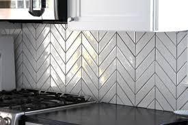 2x8 subway tile backsplash ceramic chevron subway tile white milk modwalls designer tile