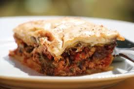 cuisine grecque moussaka moussaka grecque annesogood