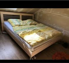 bett mit 2 kommode schlafzimmer 180 200 silber porta kein ikea
