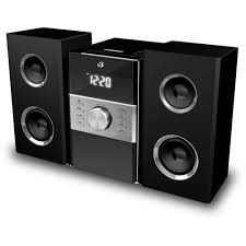 innovative technology cd stereo system with bluetooth walmart com