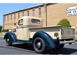 1937 GMC Pickup For Sale | ClassicCars.com | CC-1000485