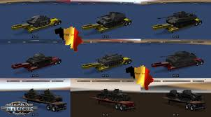 100 World Of Trucks Trailers From Game Tanks 11x ATS Mods American Truck