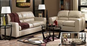 Taupe Sofa Living Room Ideas by Taupe Color Leather Match Modern Sofa And Loveseat Set By Ashley 94203