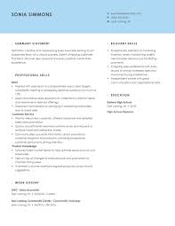 Sales Associate Resume Examples {Created By Pros ... Nursing Resume Sample Writing Guide Genius How To Write A Summary That Grabs Attention Blog Professional Counseling Cover Letter Psychologist Make Ats Test Free Checker And Formatting Tips Zipjob Cv Builder Pricing Enhancv Get Support University Of Houston Samples For Create Write With Format Bangla Tutorial To A College Student Best Create Examples 2019 Lucidpress For Part Time Job In Canada Line Cook Monster