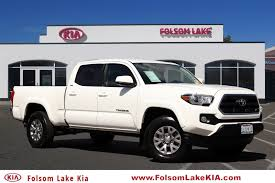 Used 2017 Toyota Tacoma For Sale In Folsom, Sacramento, Roseville ...