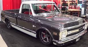1969 Chevrolet C-10 Craftsman