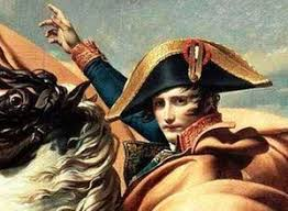 Napoleon Detail Jacques Louis David Crossing The Alps Or Bonaparte