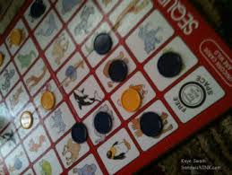 Fun Board Games Activities For This Sandwich Generation Granny Nanny And Her Grandkids Is Sequence The