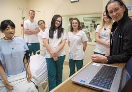 100 Meghan Carter A Rush For Nurses Strains Colleges And Hospitals As Health