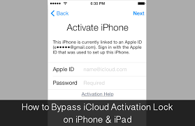 How to Bypass iCloud Activation Lock in iOS 11 or Earlier on