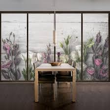 sichtschutz glasfolie glasfenster farbig für wohnzimmer