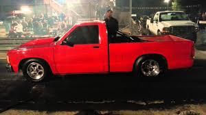 100 S10 Drag Truck Chevy Inspirational Black Mustang Vs Red Byram