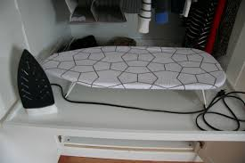 Ironing Board Cabinet With Storage by Ideas Make Ironing Easier And Smoother With Ikea Ironing Board